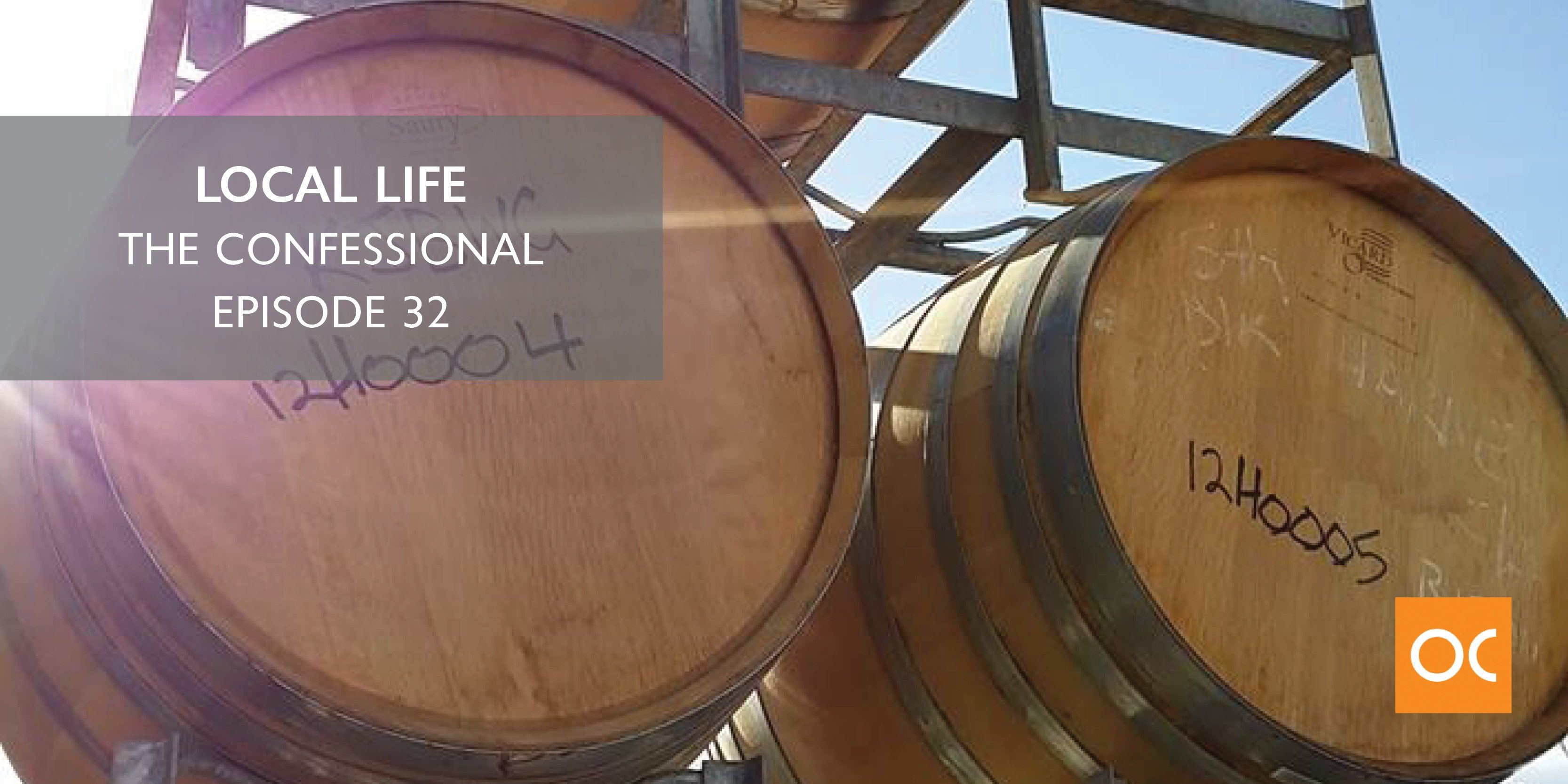 Local Life - Blog feature image The Confessional Ep 32