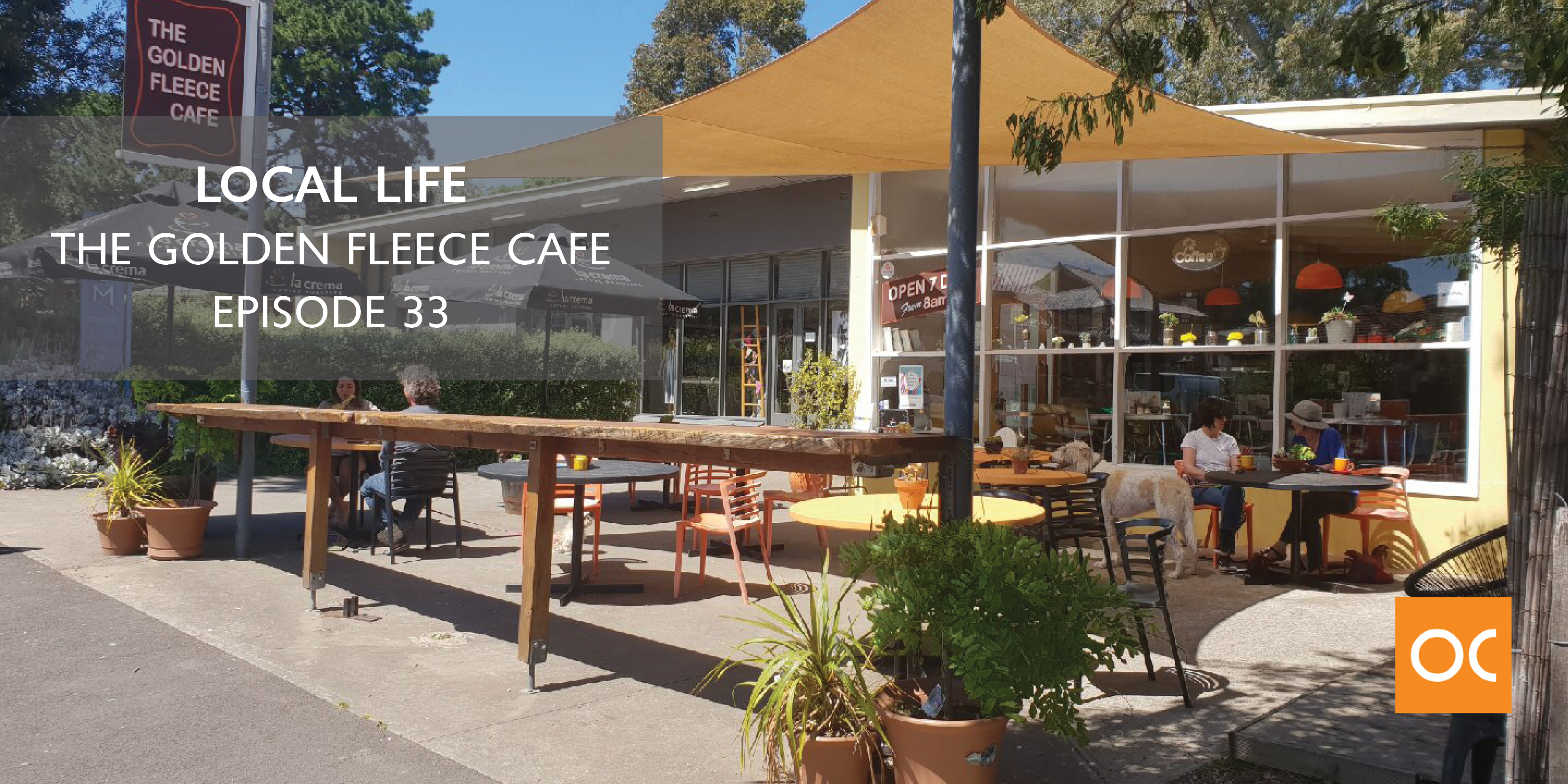 Local Life - Blog feature image The Golden Fleece cafe Ep 33