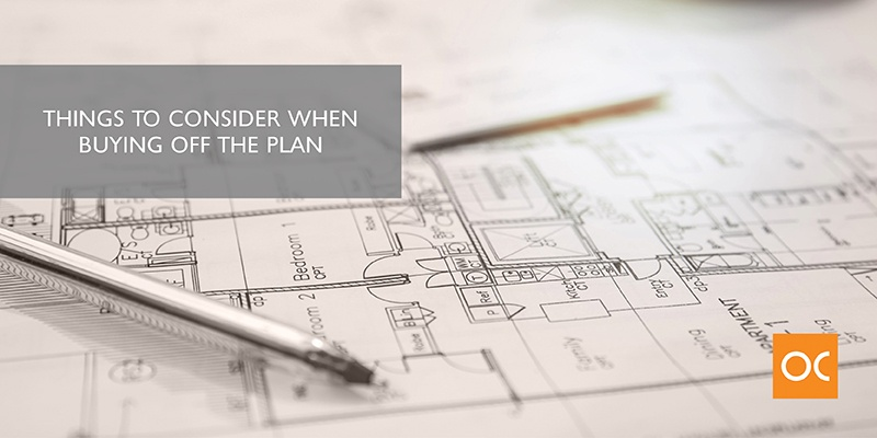 Things to consider when buying off the plan-1